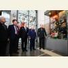 Начальник научно-экспозиционного отдела В.И.Семченко представил новую экспозицию