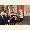 Экскурсию проводит участник проекта «Юный экскурсовод» Никифорова Яна (школа №694)